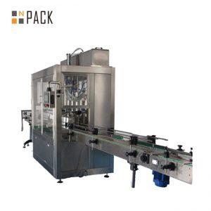 د GMP CE ISO سند هومیک اسید مائع سرې ډکولو ماشین